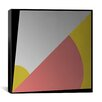 <strong>iCanvasArt</strong> Modern Art Inner Slices Graphic Art on Canvas