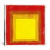 iCanvas Modern Art Squares Graphic Art on Canvas