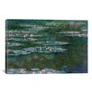 iCanvas 'Nympheas 1904' by Claude Monet Painting Print on Canvas