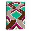 iCanvas Modern Art Flow Graphic Art on Canvas