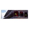 iCanvas Panoramic French Quarter, New Orleans, Louisiana Photographic Print on Canvas