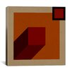 iCanvas Modern Art Red Prism Graphic Art on Canvas