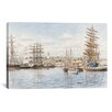 iCanvas 'Nantucket, California 1865' by Stanton Manolakas Painting Print on Canvas
