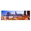 iCanvasArt Panoramic Navy Pier Chicago IL Photographic Print on Canvas