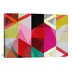 iCanvas Modern Art View Through a Kaleidoscope Graphic on Canvas Art