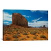 iCanvasArt 'Monument Valley 16' by Gordon Semmens Photographic Print on Canvas