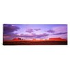 <strong>iCanvasArt</strong> Panoramic Monument Valley, Arizona Photographic Print on Canvas