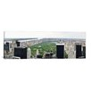<strong>iCanvasArt</strong> Panoramic 'New York Skyline Cityscape (Manhattan - Central Park)' Photographic Print on Canvas