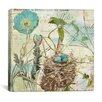 iCanvas Nesting I from Color Bakery Canvas Wall Art