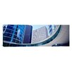 iCanvasArt Panoramic Enron Center, Houston, Texas Photographic Print on Canvas