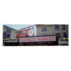 iCanvas Panoramic Pike Place Market, Seattle, Washington State Photographic Print on Canvas