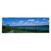 iCanvasArt Panoramic Owasco Lake, Finger Lakes Region, New York State Photographic Print on Canvas