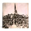 "iCanvas ""Rough Riders"" Canvas Wall Art by William Dinwiddie"