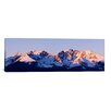 <strong>iCanvasArt</strong> 'Rocky Mountain Range' by Dan Ballard Photographic Print on Canvas