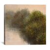 "iCanvas ""River Vignette"" Canvas Wall Art by Kathie Thompson"