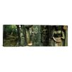 <strong>iCanvasArt</strong> Panoramic Ruins of a Temple, Banteay Kdei, Angkor, Cambodia Photographic Print on Canvas