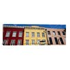 <strong>iCanvasArt</strong> Panoramic French Market in the French Quarter, New Orleans, Louisiana Photographic Print on Canvas