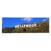 <strong>iCanvasArt</strong> Panoramic City of Los Angeles, California Photographic Print on Canvas