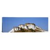 <strong>iCanvasArt</strong> Panoramic Potala Palace Lhasa Tibet Photographic Print on Canvas