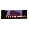 iCanvasArt Panoramic 'Bellagio Resort and Casino, Las Vegas, Nevada' Photographic Print on Canvas