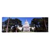 iCanvas Panoramic California State Capitol Building, Sacramento, California Photographic Print on Canvas