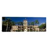 iCanvas Panoramic 'Aliiolani Hale, Honolulu, Hawaii' Photographic Print on Canvas