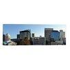iCanvasArt Panoramic Norfolk Skyline Cityscap Photographic Print on Canvas