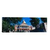 iCanvasArt Panoramic 'Massachusetts State Capitol, Boston, Massachusetts' Photographic Print on Canvas