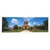 <strong>iCanvasArt</strong> Panoramic Texas State Capitol, Austin, Texas Photographic Print on Canvas