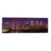 iCanvasArt San Francisco Panoramic Skyline Cityscape Photographic Print on Canvas