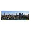 iCanvas Panoramic Sacramento Skyline Cityscape Photographic Print on Canvas in Multi-color