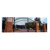 iCanvas Panoramic 'Stadium of a University, Michigan Stadium, University of Michigan, Ann Arbor, Michigan' Photographic Print on Canvas