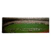 iCanvasArt Panoramic Spectator Watching a Football Match, Veterans Stadium, Philadelphia, Pennsylvania Photographic Print on Canvas