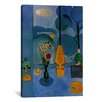 "iCanvas ""The Blue Window (1913)"" Canvas Wall Art by Henri Matisse"