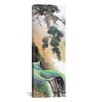 "iCanvas ""Spring of Mountain"" Canvas Wall Art by Yamamoto Shunkyo"