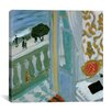 "iCanvasArt ""Windows from the Renaissance to the Present Durer, Monet, Magritte"" Canvas Wall Art"
