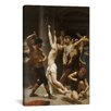 iCanvasArt 'The Flagellation of Our Lord Jesus Christ' by William-Adolphe Bouguereau Painting Print on Canvas