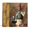 iCanvas Wine Collection IV from NBL Studio Canvas Wall Art