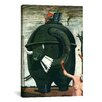 "iCanvasArt ""The Elephant Celebes"" Canvas Wall Art by Max Ernst"