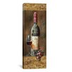 iCanvas Decorative Art 'Wine Collection III from NBL Studio' Painting Print on Canvas