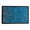 "iCanvasArt ""The Blue Staircase Maze"" Canvas Wall Art by David Russo"