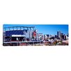 <strong>iCanvasArt</strong> Panoramic Stadium in a City, Sports Authority Field at Mile High, Denver, Denver County, Colorado Photographic Print on Canvas
