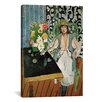 iCanvas The Black Table by Henri Matisse Painting Print on Canvas