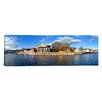 iCanvas Panoramic St Mary's Church beside the River Lee, Cork City, Ireland Photographic Print on Canvas
