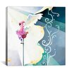 "iCanvas ""Wings of Song"" Canvas Wall Art by Youchan"