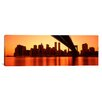 iCanvas Panoramic 'New York, East River and Brooklyn Bridge' Photographic Print on Canvas