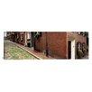 iCanvasArt Panoramic 'Massachusetts, Boston, Beacon Hill' Photographic Print on Canvas