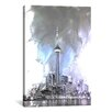 iCanvas Toronto, Canada Tower Graphic Art on Canvas