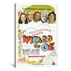 iCanvasArt The Wizard of Oz (Movie) Advertising Vintage Poster Canvas Print Wall Art
