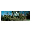 iCanvas Panoramic 'Beverly Hills Hotel, Los Angeles County, California' Photographic Print on Canvas
